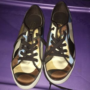 Coach LaceUp Sneakers